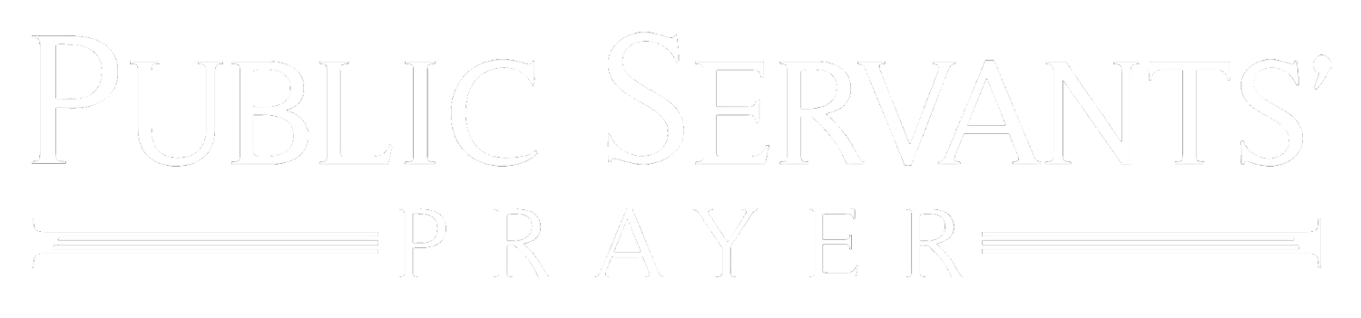 Public Servants' Prayer
