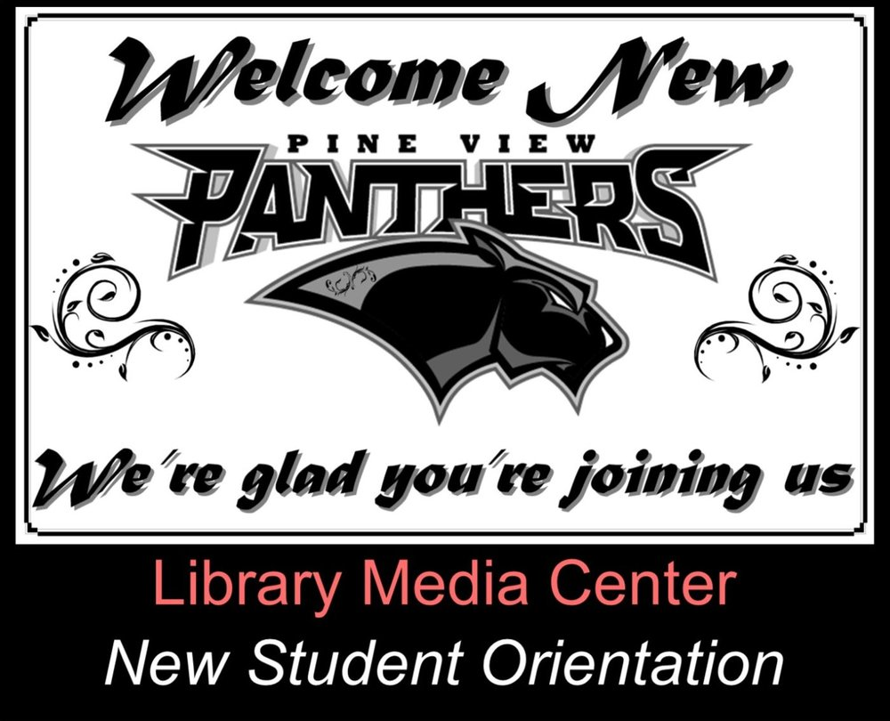 New Student Orientation Slides. Click here.