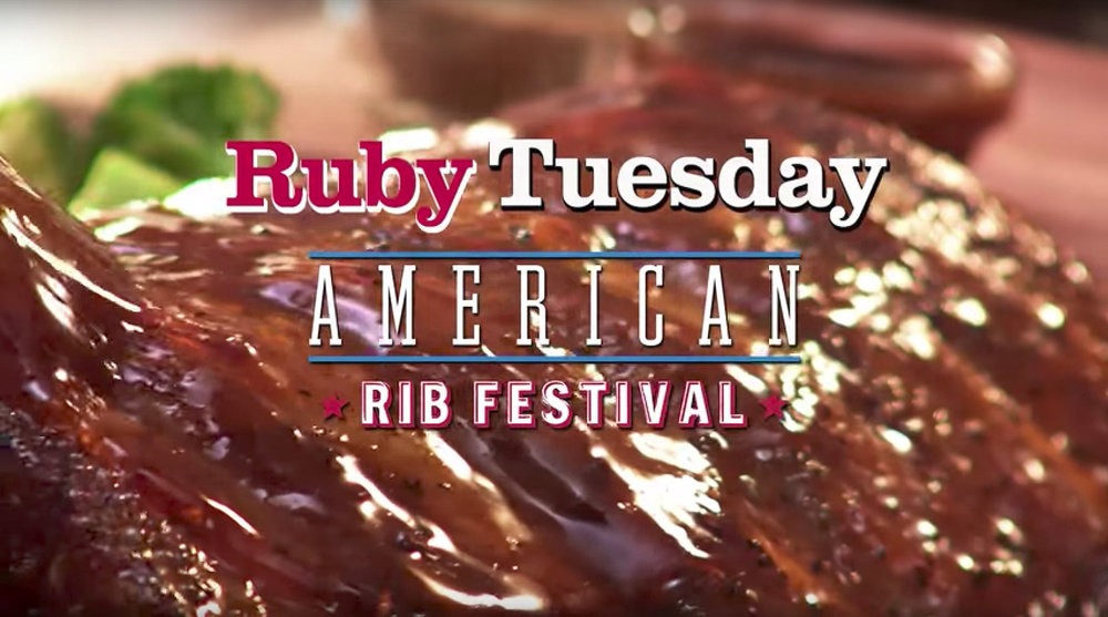 Ruby Tuesday -