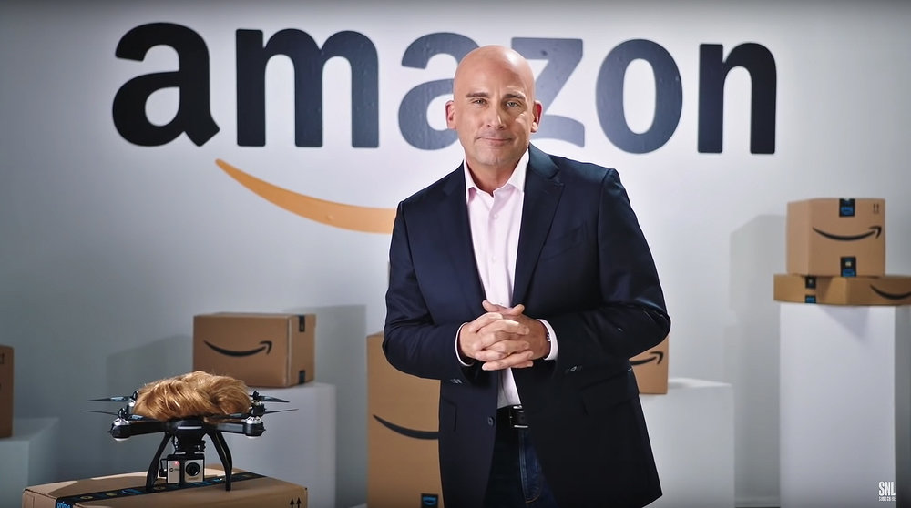 Saturday Night Live: A Message from Jeff Bezos -