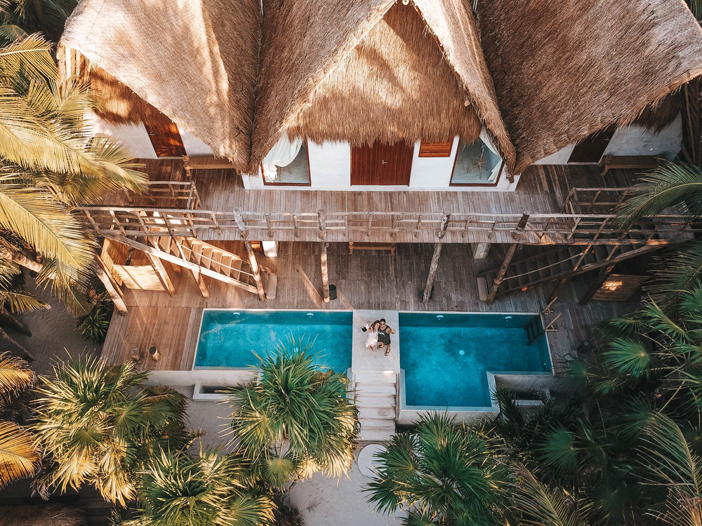 Tulum A Travel Guide To Paradise Carleigh Elise