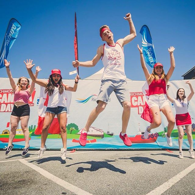 🇨🇦🎉 Jump for joy the photos from #RichmondCanadaDay are up on our Facebook page! Facebook.com/richmondcanada150 📸 by @phtgrph & @jonbenjaminphotog