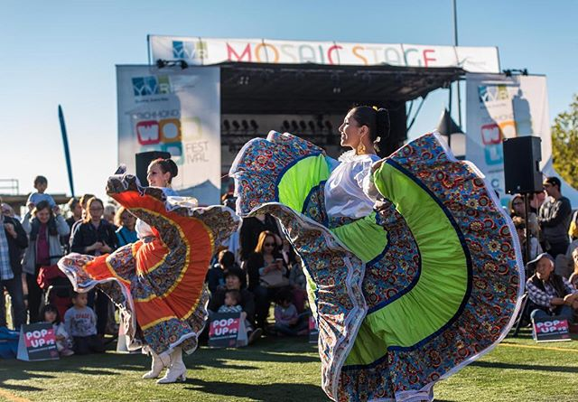 Next weekend we welcome the return of @richmondworldfest to #MinoruPark in #RichmondBC. This celebration of music, food & culture has expanded to TWO days! See you Sept 1 & 2!