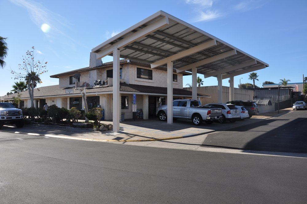 The Oceanside RV Park Clubhouse and General Store