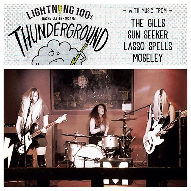 We will bring the Lightning (box!) if you bring the Thunder (ground?) 😆🎉☁️⚡️📻 11:3:2016///$3///@lightning100