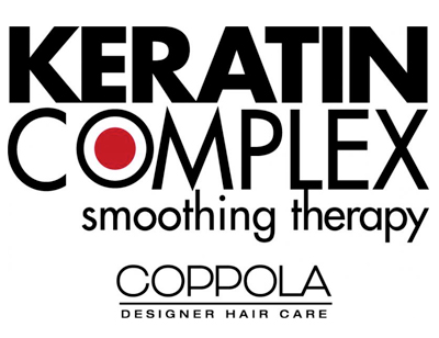 This new revolutionary smoothing system infuses keratin deep into the hair cuticle eliminating up to ninety-five percent of the frizz and curl from the hair, leaving the hair soft, shiny and luxurious.