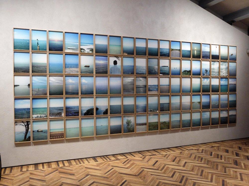 Orizzonte in Italia / Fondazione Prada - Osservatorio / Give Me Yesterday - Curated by Fancesco Zanot, Milan 2016