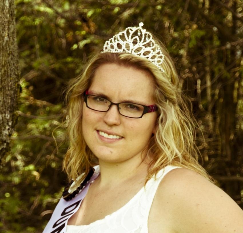 2012 SR ambassador - Kaitlyn