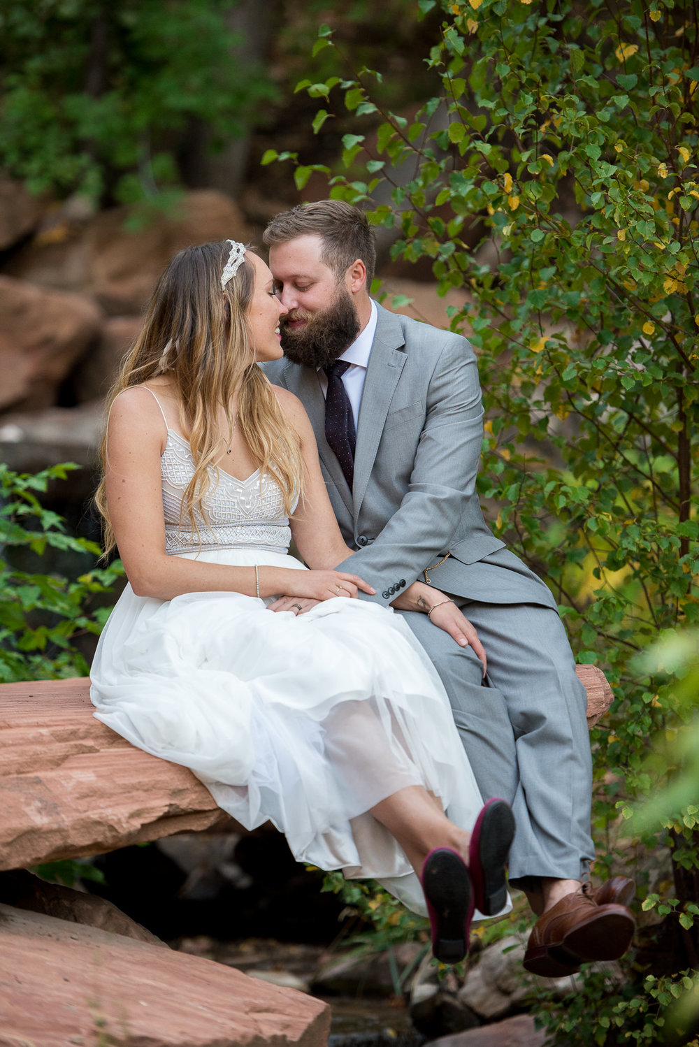 Utah Wedding Photographer Trevor Hooper
