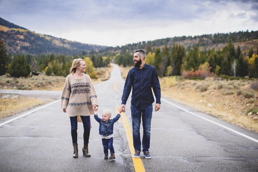 Utah Family Photographer Trevor Hooper