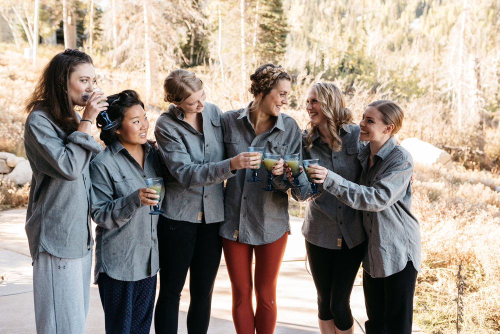Solitude Mountain Resort Wedding photographed by wedding photographer Trevor Hooper Photo