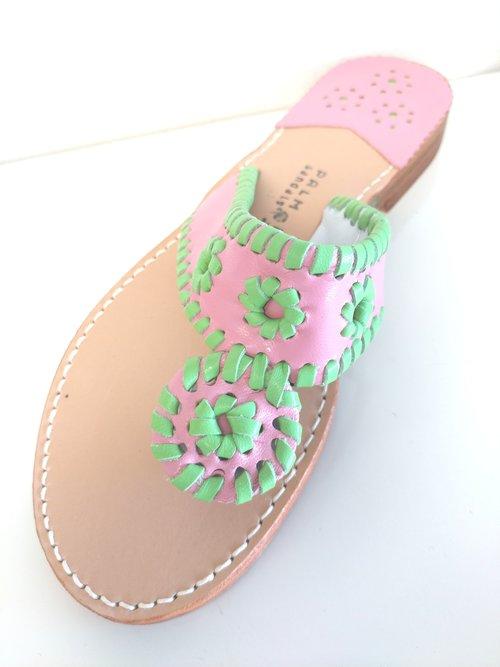 e04e1adddbaf PALM BEACH SANDALS CLASSIC ARBUTUS POMME — Cruz n Shoes by ...