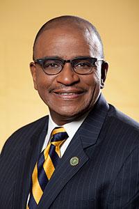 Leslie N. Pollard, Ph.D., D.Min.