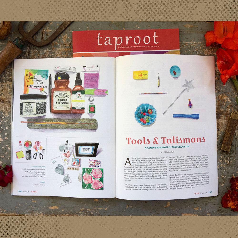 Tools & Talismans #44 — Italophile designer Louise Fili