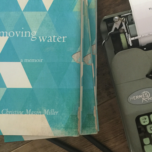 Moving Water: A Memoir