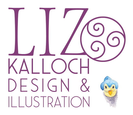 Liz Kalloch Design & Illustration | Book Design + Squarespace Web Design + Illustration