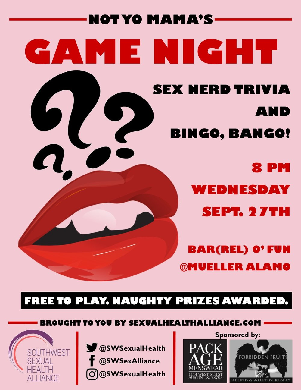 Not Yo Mama's Game Night Flyer - September.jpg