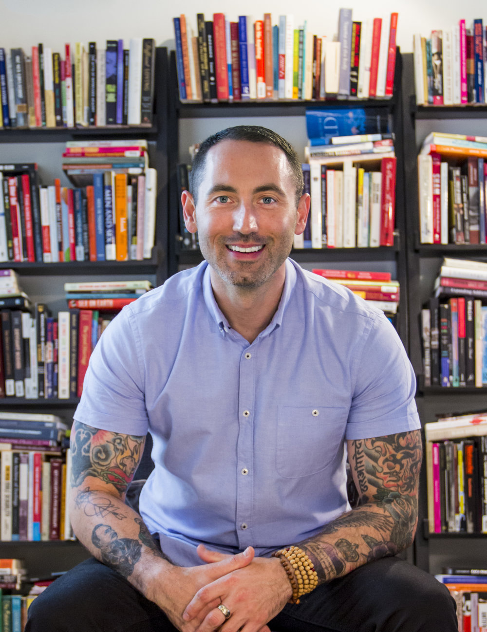 "Dr. Chris Donaghue - Dr. Chris Donaghue is a sex therapist and host of the LoveLine podcast with Amber Rose Show and frequent co host on ""The Doctors"" tv show.  He previously hosted WE tv's ""Sex Box""and Logo tv's ""Bad Sex"".  Author of the book, ""Sex Outside the Lines"