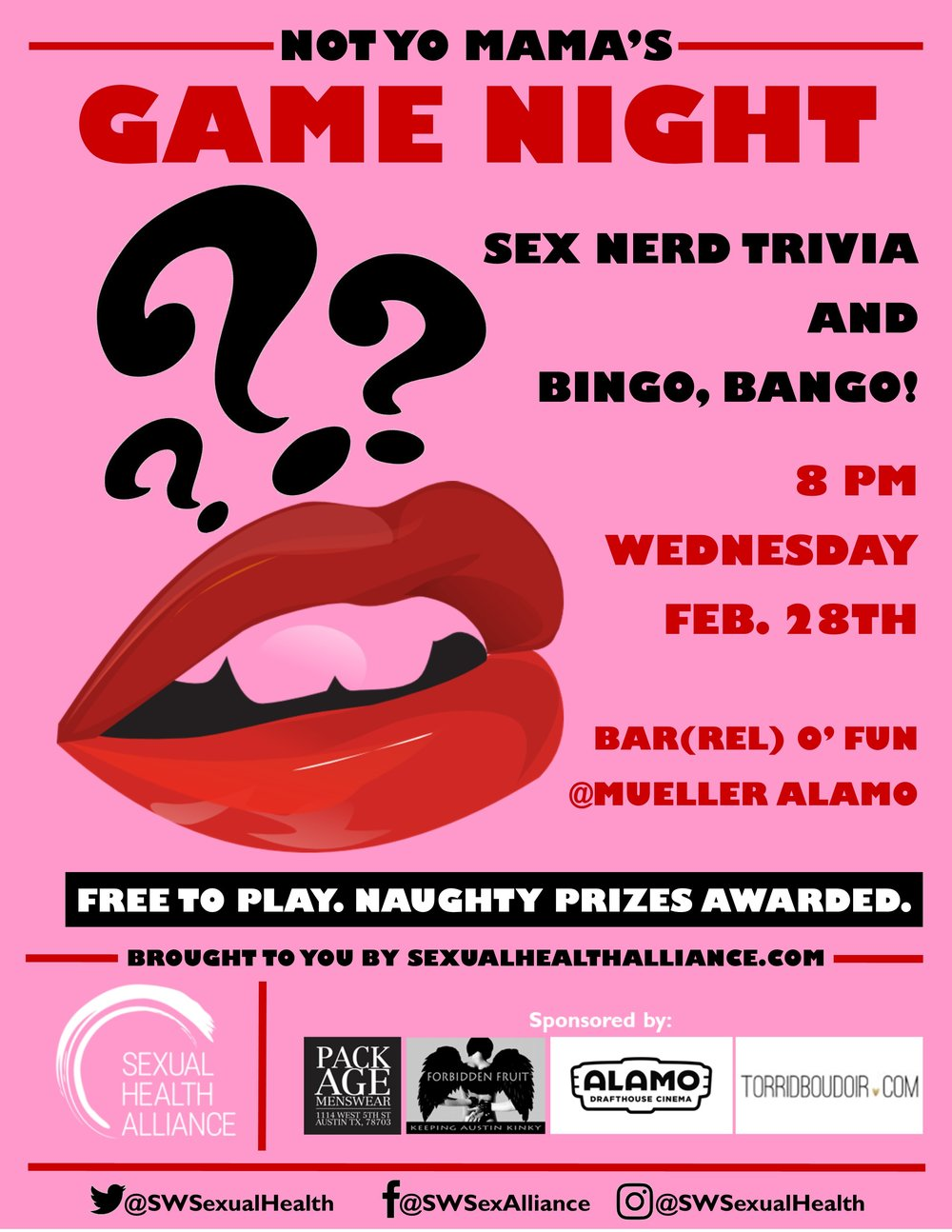 Not Yo Mama's Game Night Flyer - February.jpg