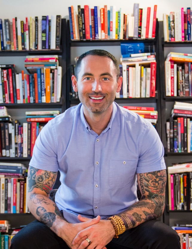Dr. Chris Donaghue is a Doctor of Clinical Sexology and Human Sexuality, Doctoral trained in Clinical Psychology, Licensed Clinical Therapist, and a Certified Sex Therapist and specializes in individual and couples/marriage therapy.