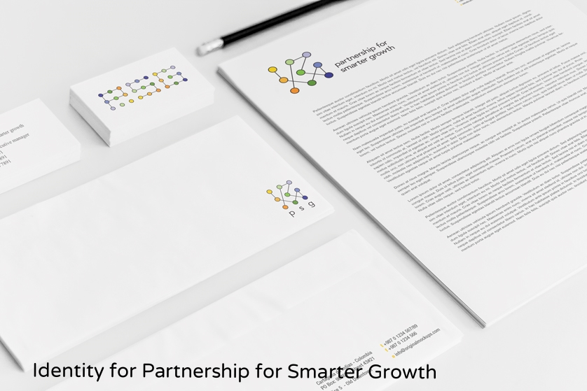 Identity for the Partnership for Smarter Growth