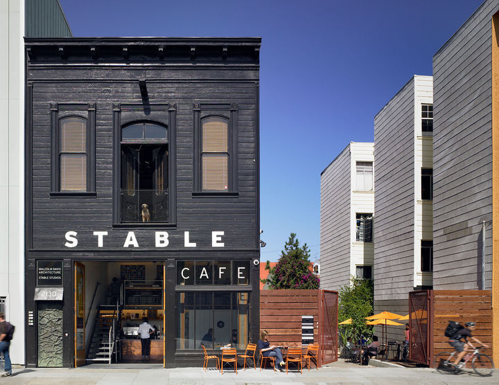 Stable Cafe Folsom Street San Francisco Ca