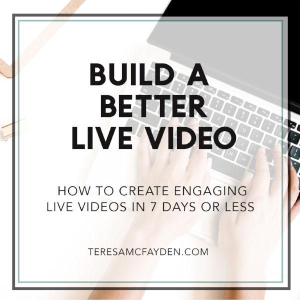 Build a Better Live Video