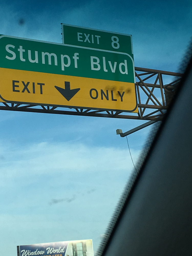 Gretna, LA • Stumpf Boulevard.