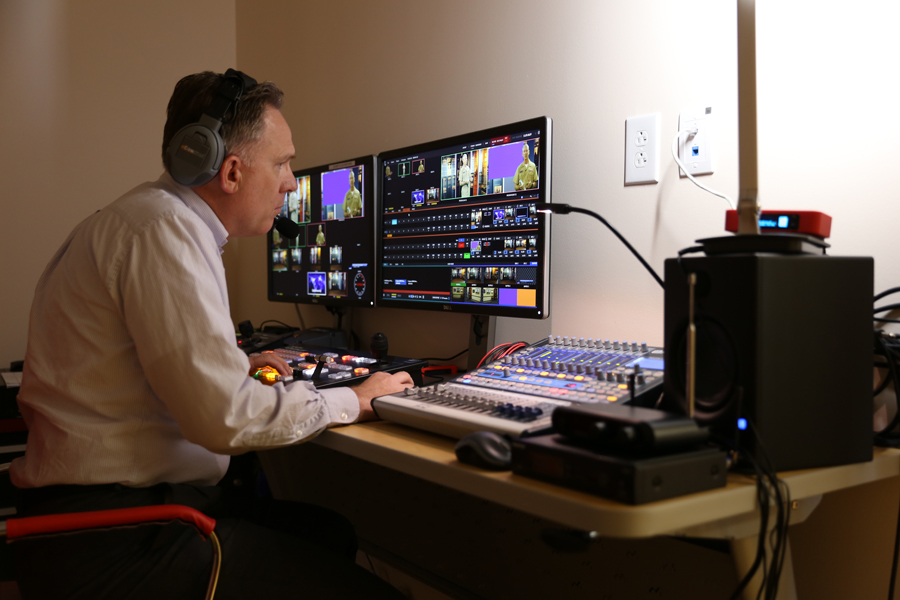 Fully Digital Video, Audio & Multimedia Editing Suites