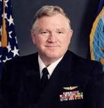 Rear Adm. Bill McDaniel