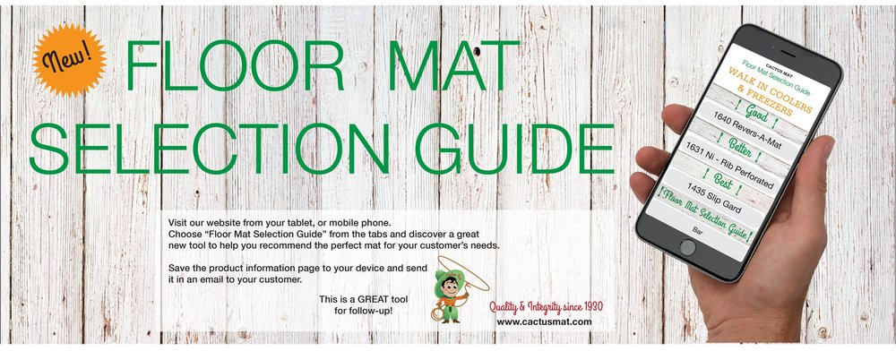 Floor Mat Selection Guide