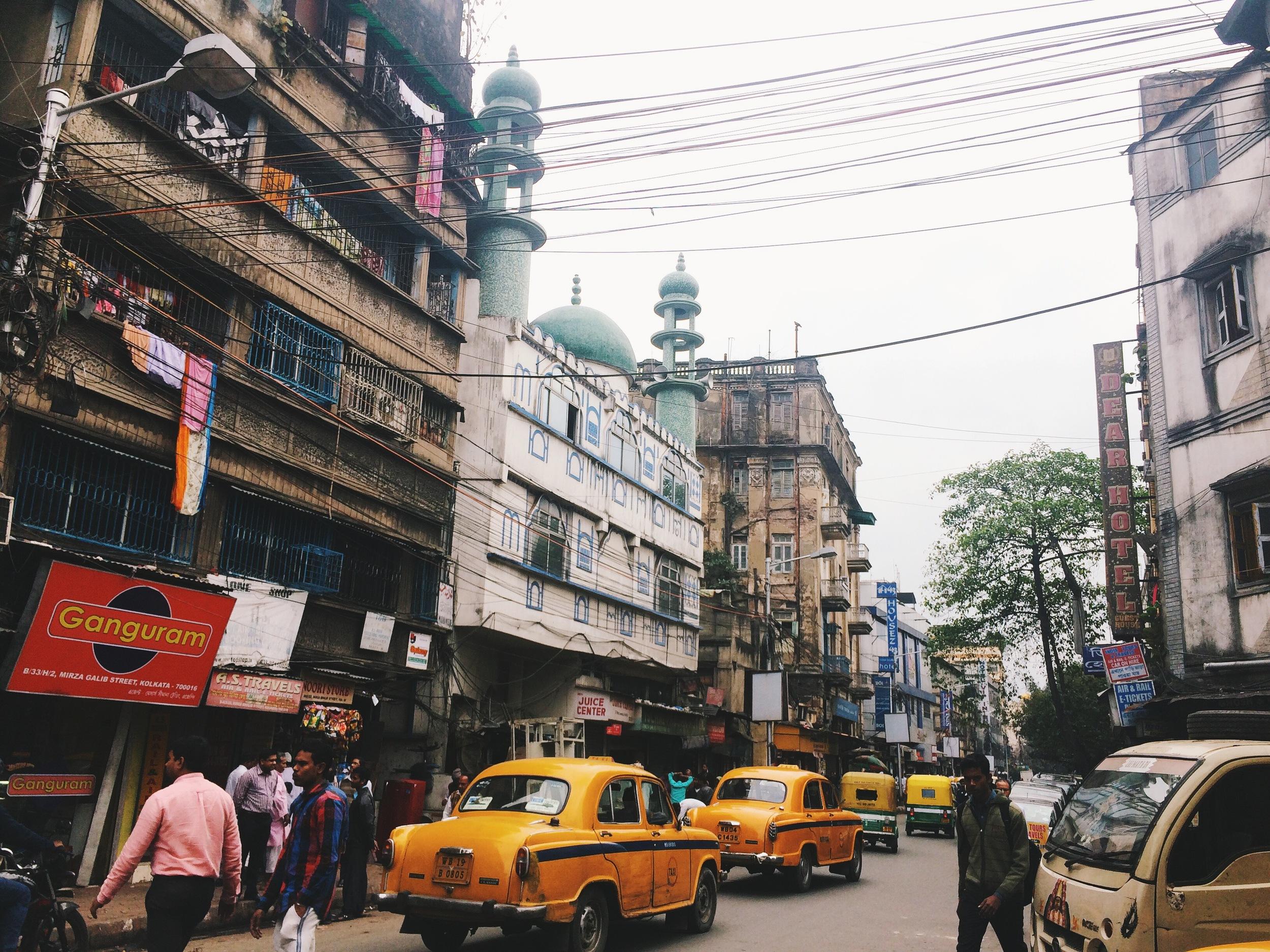 Mirza Ghalib Street