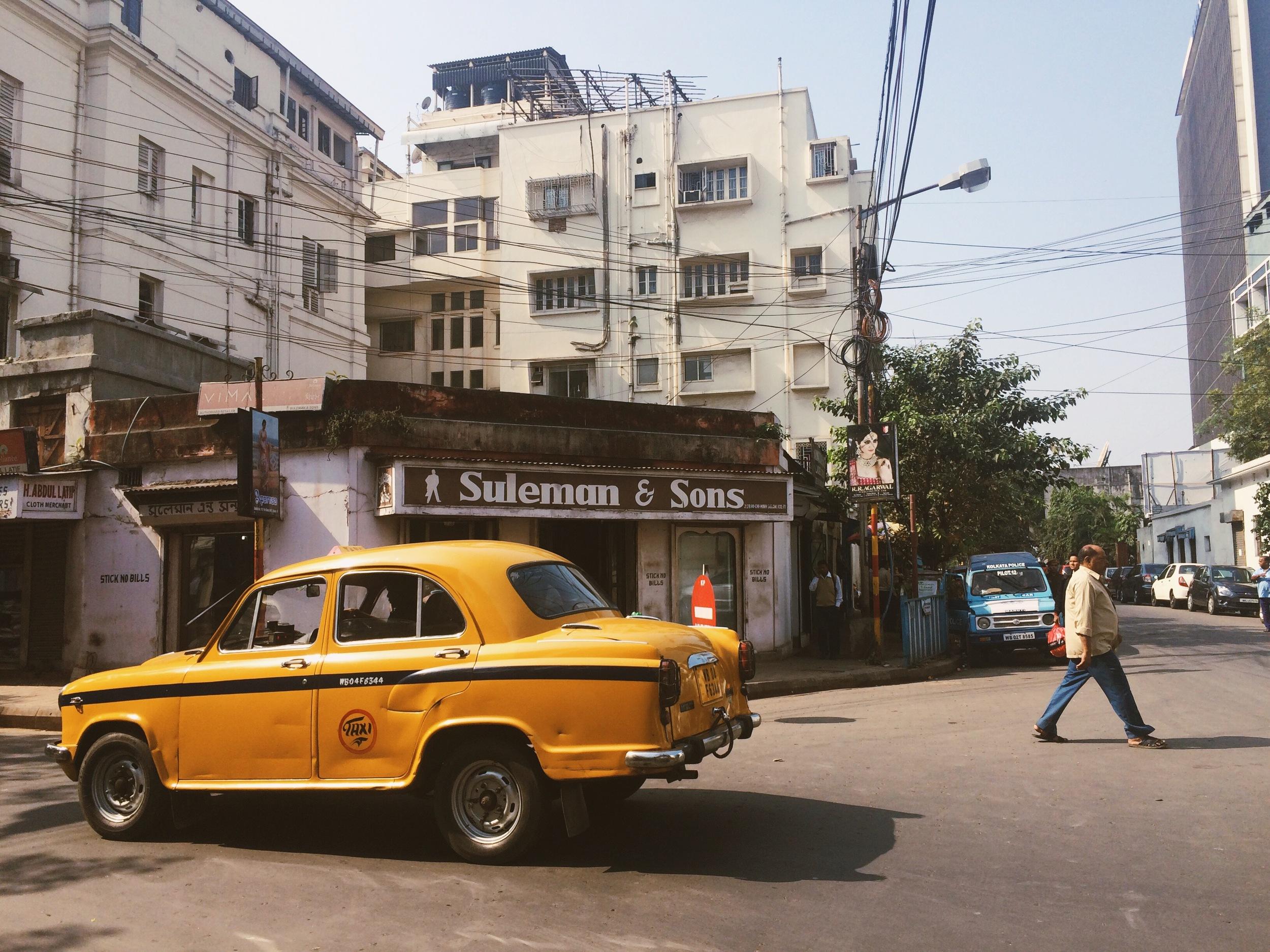 A tailors shop