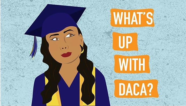 If you want to learn more about DACA as well as earn convocation credit, come to Beaman A&B today at 10 am! We will have representatives provide an overview of DACA as well as the impact of the current administration's termination of the program and explore what the future holds for DREAMERS! See you there!