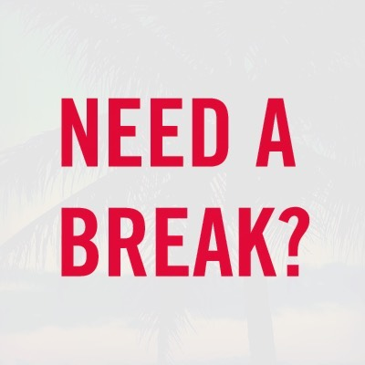 Remember to take breaks in between studying. You will be more productive if you take 10-15 minute breaks in between your study sessions. Goodluck on your last days of finals! Love, your SGA