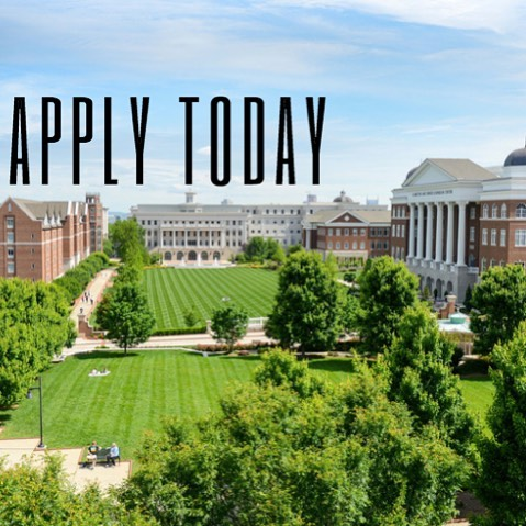 Spring 2018 Congress apps are LIVE! Apply today @ belmontsga.org/application/