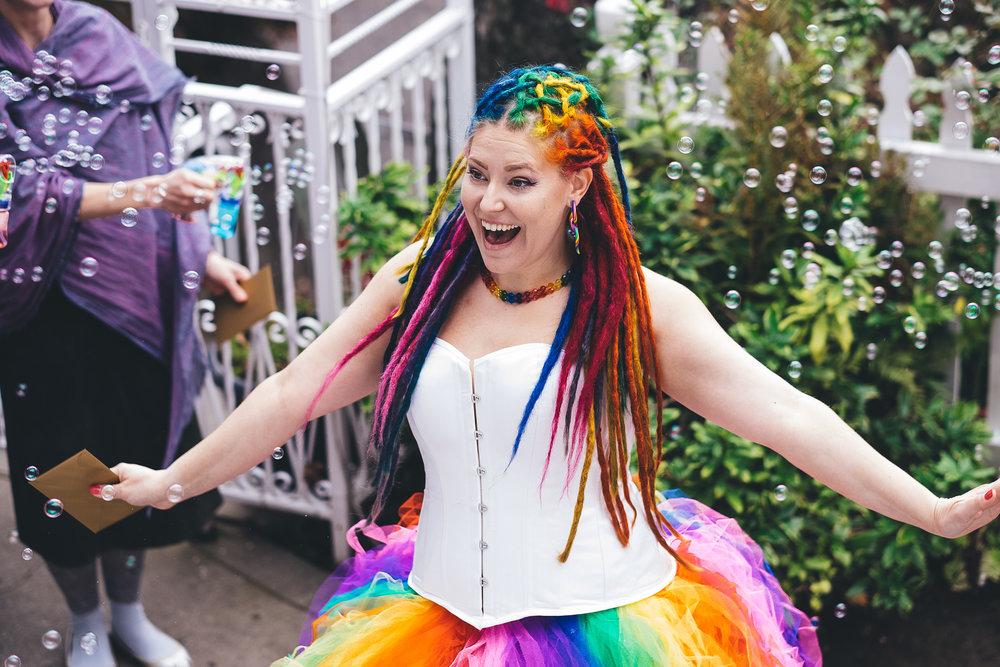 Rainbow Wedding_Portland Oregon Wedding Photogrpahy Sentiero Photography-209.jpg