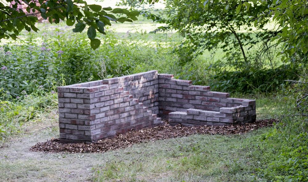 Basic Laminated Form with Brick Texture