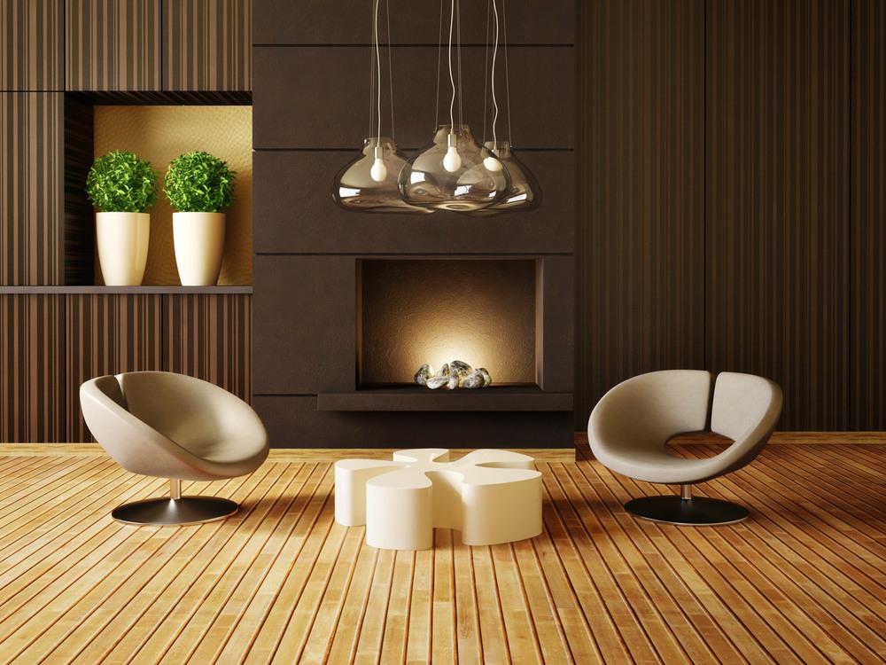 Hjem, interiør og møbler
