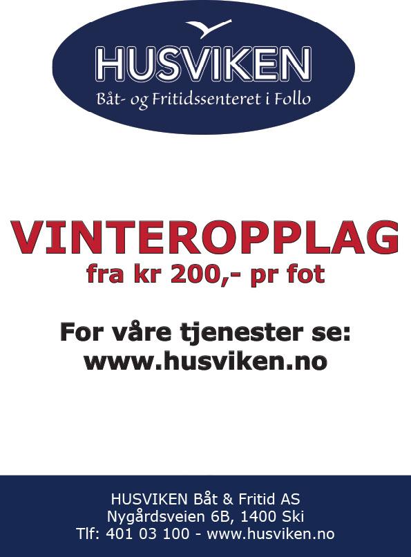 Husviken Båt- & Fritidssenteret i