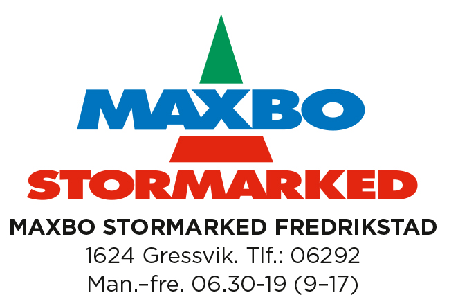 Maxbo Stormarked Fredrikstad