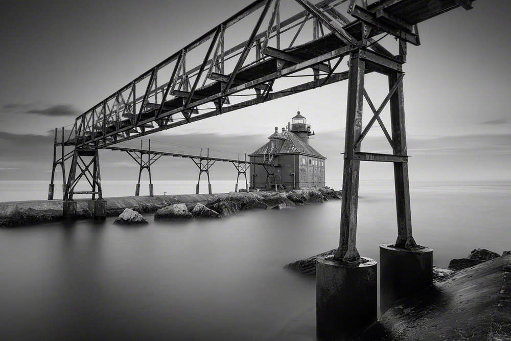 Sturgeon Bay Light - Awarded  Best of Show  at the 2018 Fran Achen Photography Competition