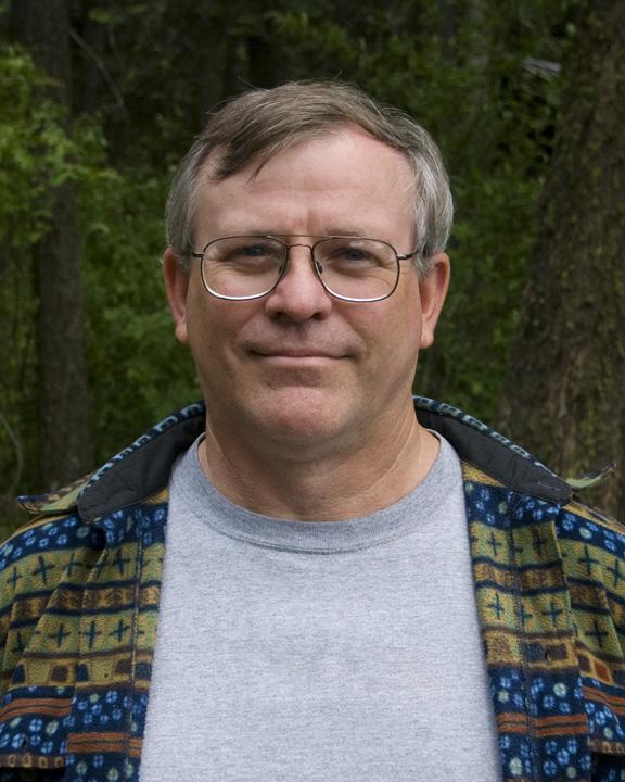 IRU Conservation Director Kevin Lewis.