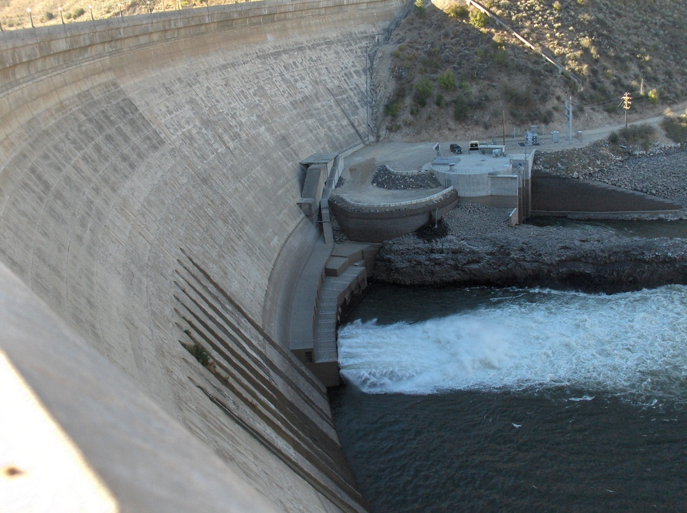 Arrowrock Dam, a fixture on the Boise River, was once the largest dam in the world. It turns 100 years old this year.