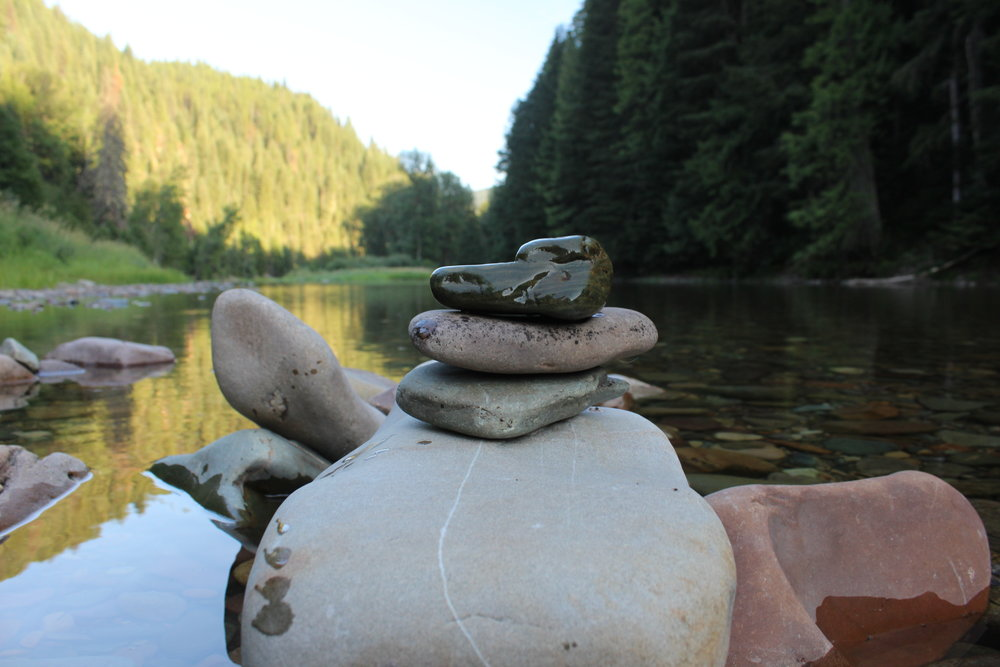 The North Fork of the Coeur d'Alene River is popular among anglers, paddlers, campers and others.