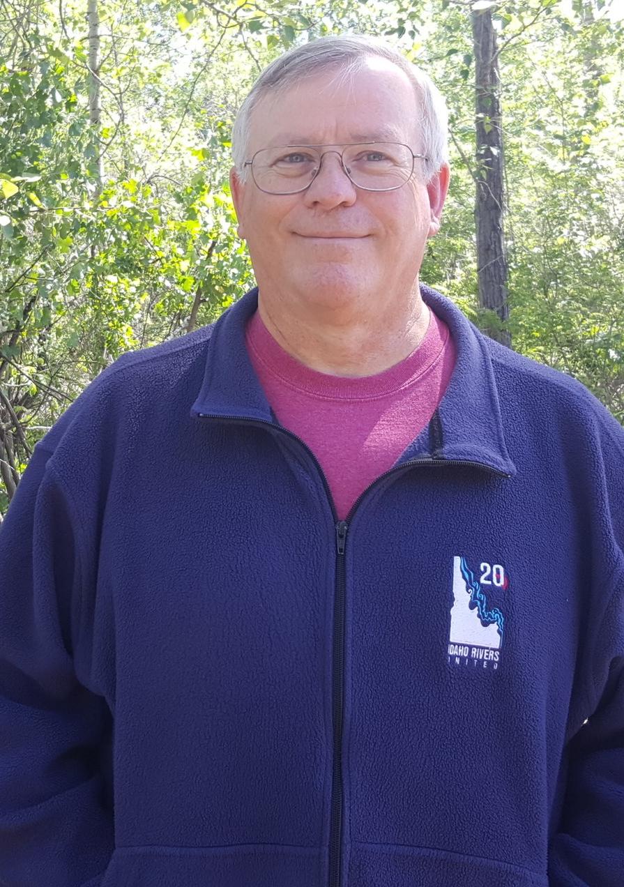 IRU Executive Director Kevin Lewis