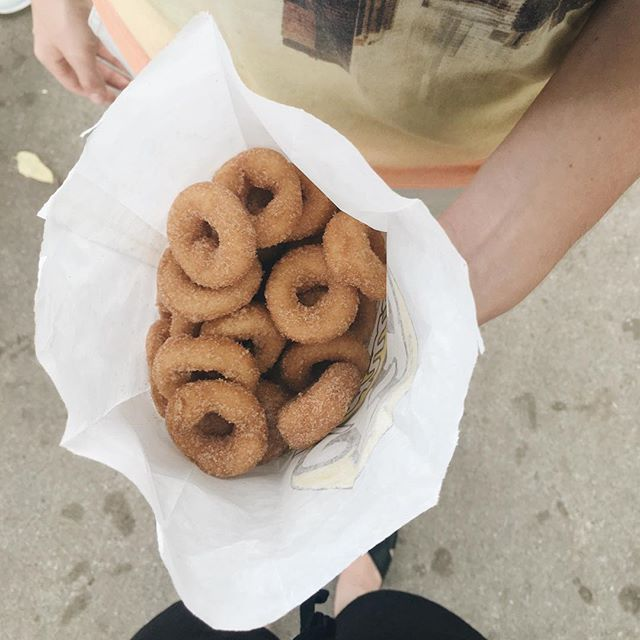 hold me closer, tiny donuts