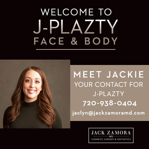 Contact Jackie for J-Plazty by Jack Zamora MD