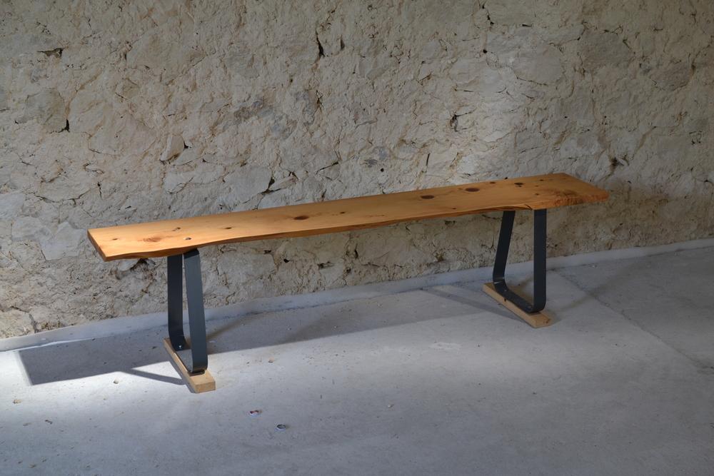 Bent Steel / Cypress Pine (2014)