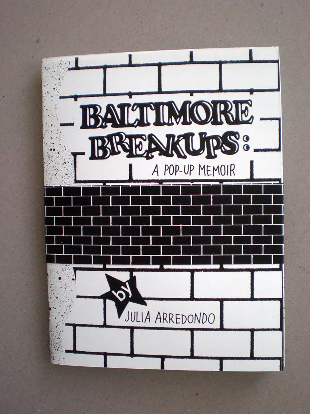 Baltimore Breakups Pop Up Zine